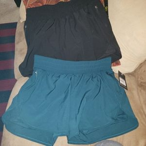 Athletic Works running shorts